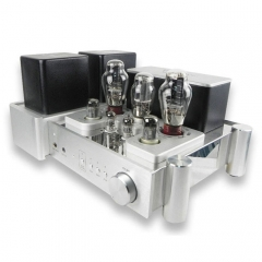 YaQin MS-300C HIFI 300B tube Class A Single-end Integrated Amplifier