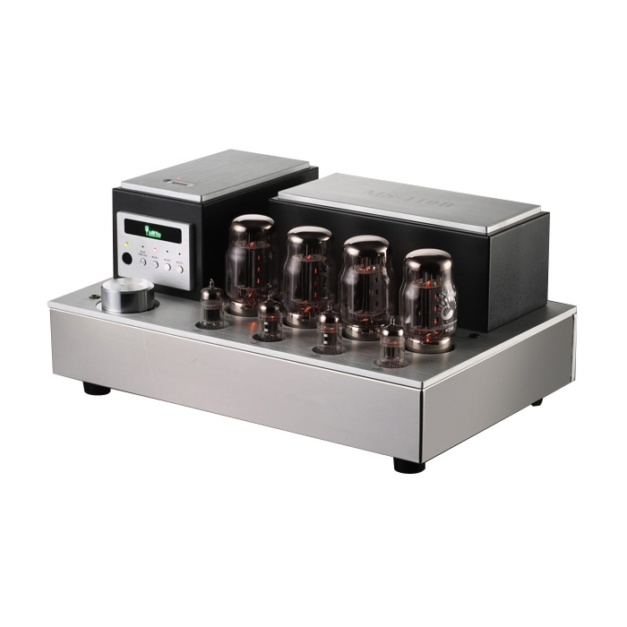 YAQIN MS-110B KT88 Vacuum Tube Integrated Amplifier Headphone Output