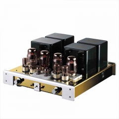 YAQIN MC-100B KT88 Class A Tube Integrated Amplifier HiFi Preamplifier