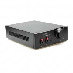 LITE E100 Hi-End Headphone Amplifier HD650/HD600 Transistor Amplifier