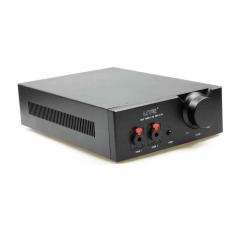 LITE E100 Hi-End Headphone Amplifier HD650/HD600 Transistor Amplifier