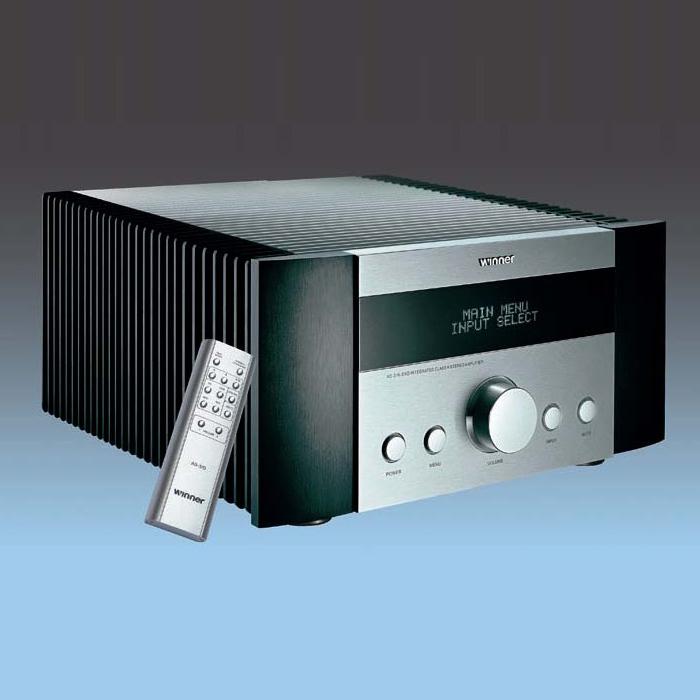 ToneWinner AD-3/AD-3D HiFi Class A Integrated Amplifier Balanced