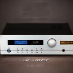 G&W CELLO Hifi Digital Audio Decode Amp Stereo Headphone Amplifier